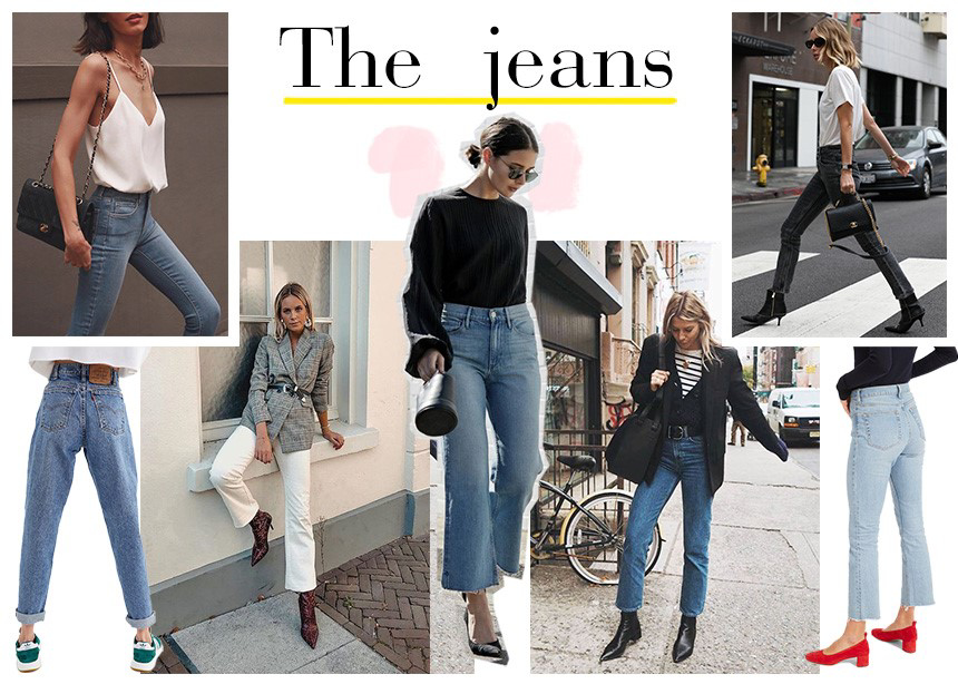 Picture for category These are 4 types of jeans every woman should have in their wardrobe !