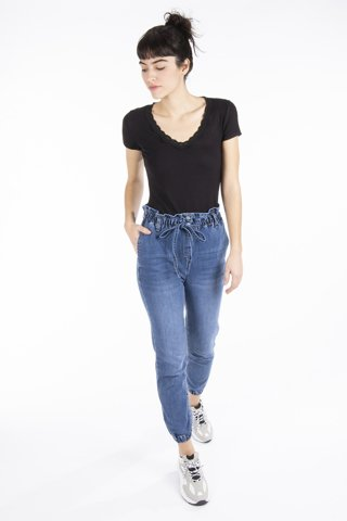 "Picture of Jean Pant ""Lilo"" Blue"