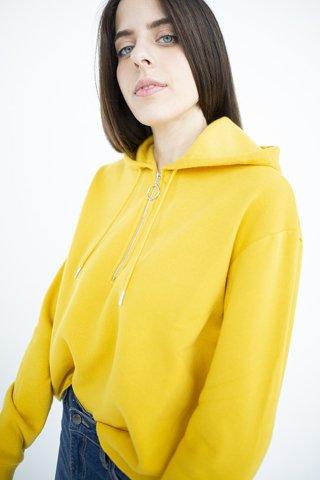 Picture of Ladies Hoodie ''Nova'' in Yellow