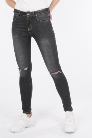 "Picture of  Jean Pants ""Wiona"" in Black"