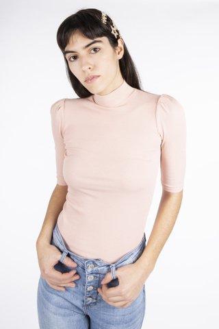 """Εικόνα της Γυναικεία Μπλούζα """"Tara"""" Ροζ Χρώμα"""