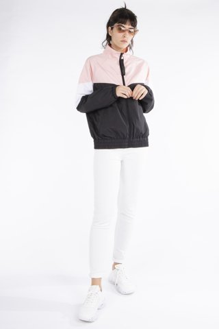 "Picture of Anorak ""July"" in Rose"