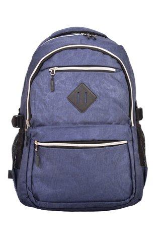 """Εικόνα της Ανδρικό Backpack """"Alex"""" Blue Denim"""