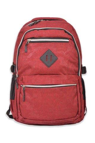 """Εικόνα της Ανδρικό Backpack """"Alex"""" Μπορντώ Χρώμα"""