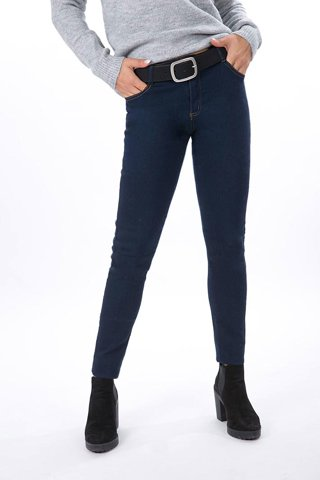 Picture of Women's Jeans (Solid Colour)