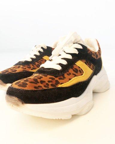 """Εικόνα της Αθλητικό Παπούτσι σε Leo print """"Lucia"""""""