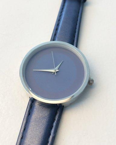"""Εικόνα της Αναλογικό Ρολόι Minimal """"KIKI MIXY"""" με Λουράκι"""