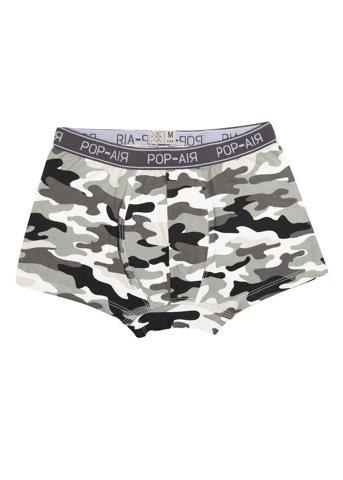 Εικόνα της Basic Boxer Shorts με Print (pr.5)