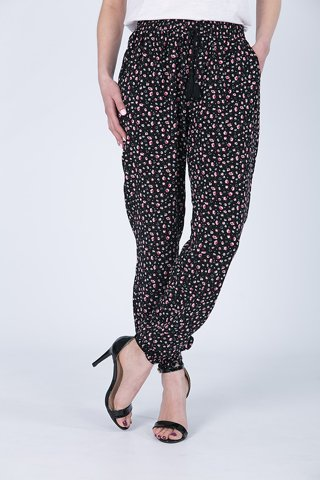 "Picture of Ladies Trousers ""Roxy"" in Black"
