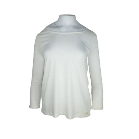 Picture of Ladies Basic T-Shirt in Ecru