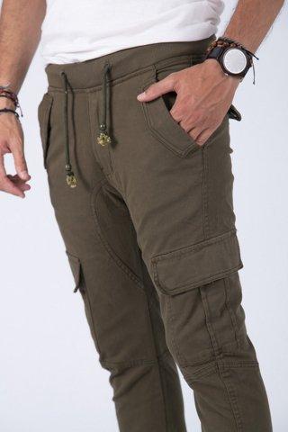"""Εικόνα της Cargo παντελόνι """"Maxwell"""" σε χρώμα Χακί"""