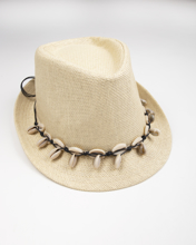 "Picture of Straw Hat ""Annabella"" in Beige"