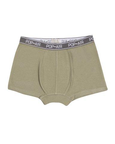 Εικόνα της Basic Boxer Shorts σε Χακί Χρώμα