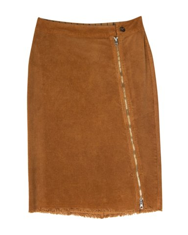 Picture of Mini Skirt Envy in Brown