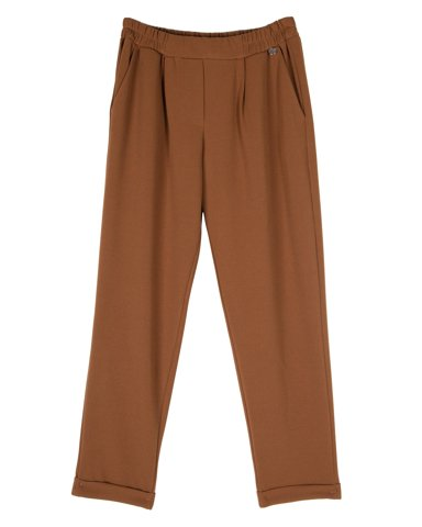 Picture of Women's Trousers Envy in Tabac