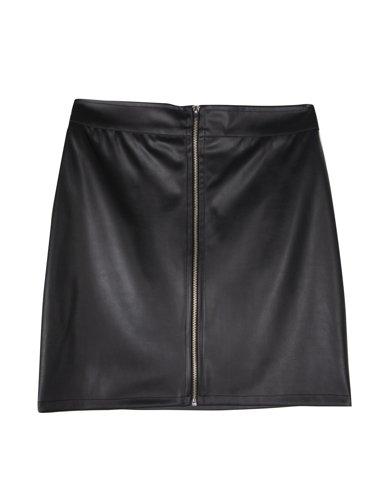 Picture of Mini Skirt Envy in Black
