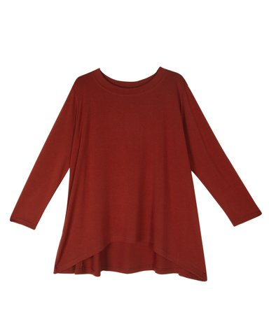 Picture of Women's Long Sleeve Blouse Envy in Ekai