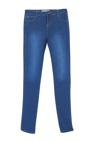 Picture of Women's Basic Jean in Blue