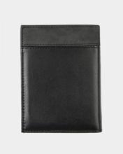 Picture of Men's Monochrome Wallet F-(Q-2041) in Black