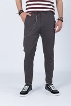Picture of Men's Pant ''Crop'' in Anthra