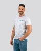 """Ανδρικό Κοντομάνικο T-Shirt """"Slogan"""" σε Χρώμα Μπλε Μελανζέ"""