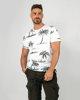 """Ανδρικό Κοντομάνικο T-Shirt """"Mailand"""" σε Χρώμα Λευκό"""