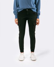 "Picture of Women's Pants ""Caro"" in Black"