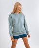"Picture of Women's Basic Sweatshirt ""Seda"" in Jade"
