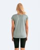 "Picture of Women's Short Sleeve T-Shirt ""Lauren"" in Olive"