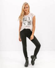 "Picture of Women's Leggings ""Nina"" in Black"