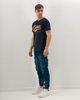 "Picture of Men's Short Sleeve T-Shirt ""Detroit"" in Blue Dark"