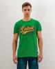 """Ανδρικό Κοντομάνικο T-Shirt """"Detroit"""" σε Χρώμα Πράσινο"""
