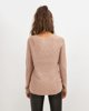 "Picture of Women's Knit Top ""Valentina"" Rose"