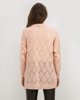 "Picture of Women's Knit Open Cardigan ""Mica"" Rose"