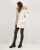 "Picture of Women's Puffer Coat ""Anna"" White"