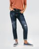 """Picture of Women's Oversize Denim Trousers """"F-MF6000D"""""""