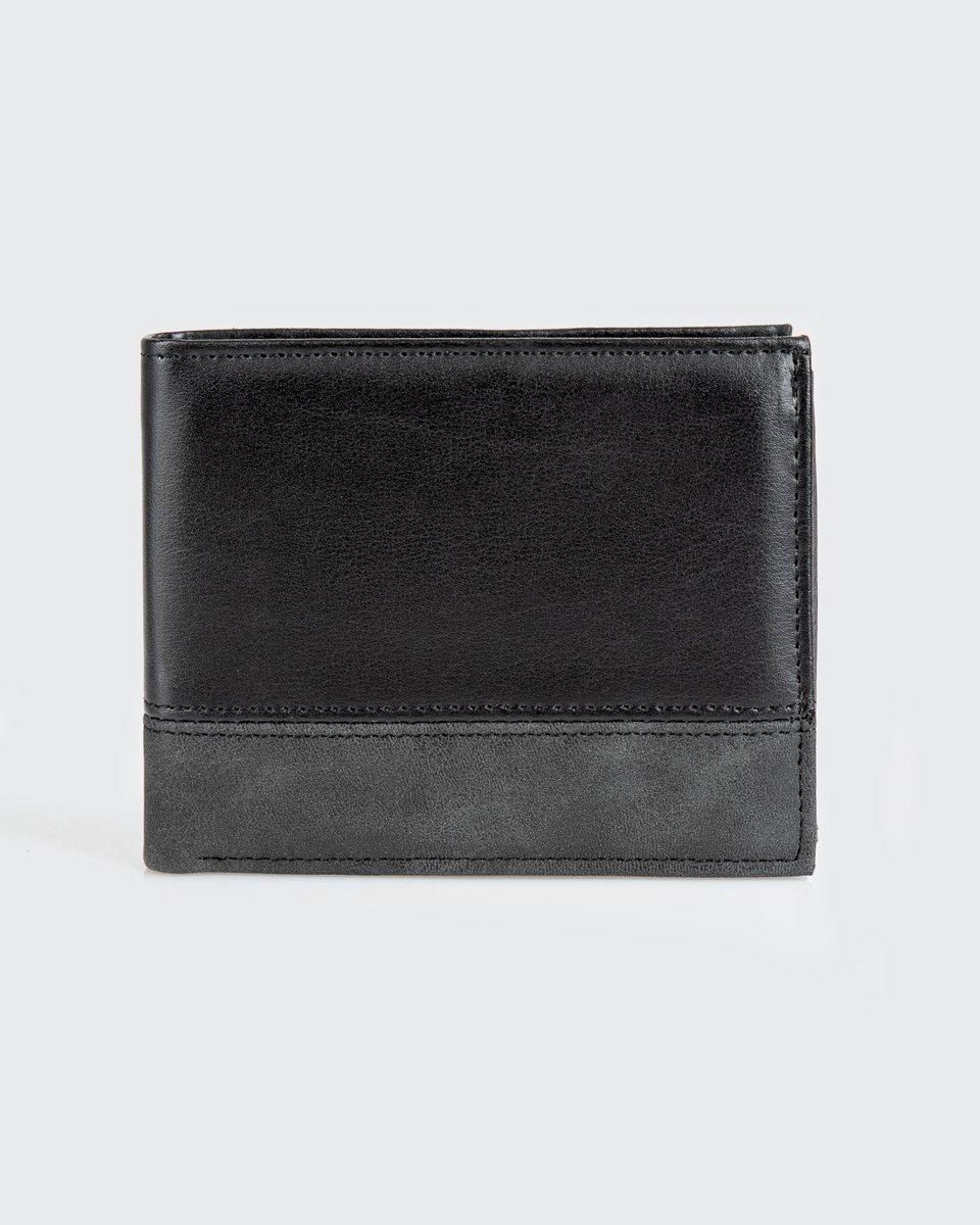 Picture of Men's Wallet F-(Q2041) Black