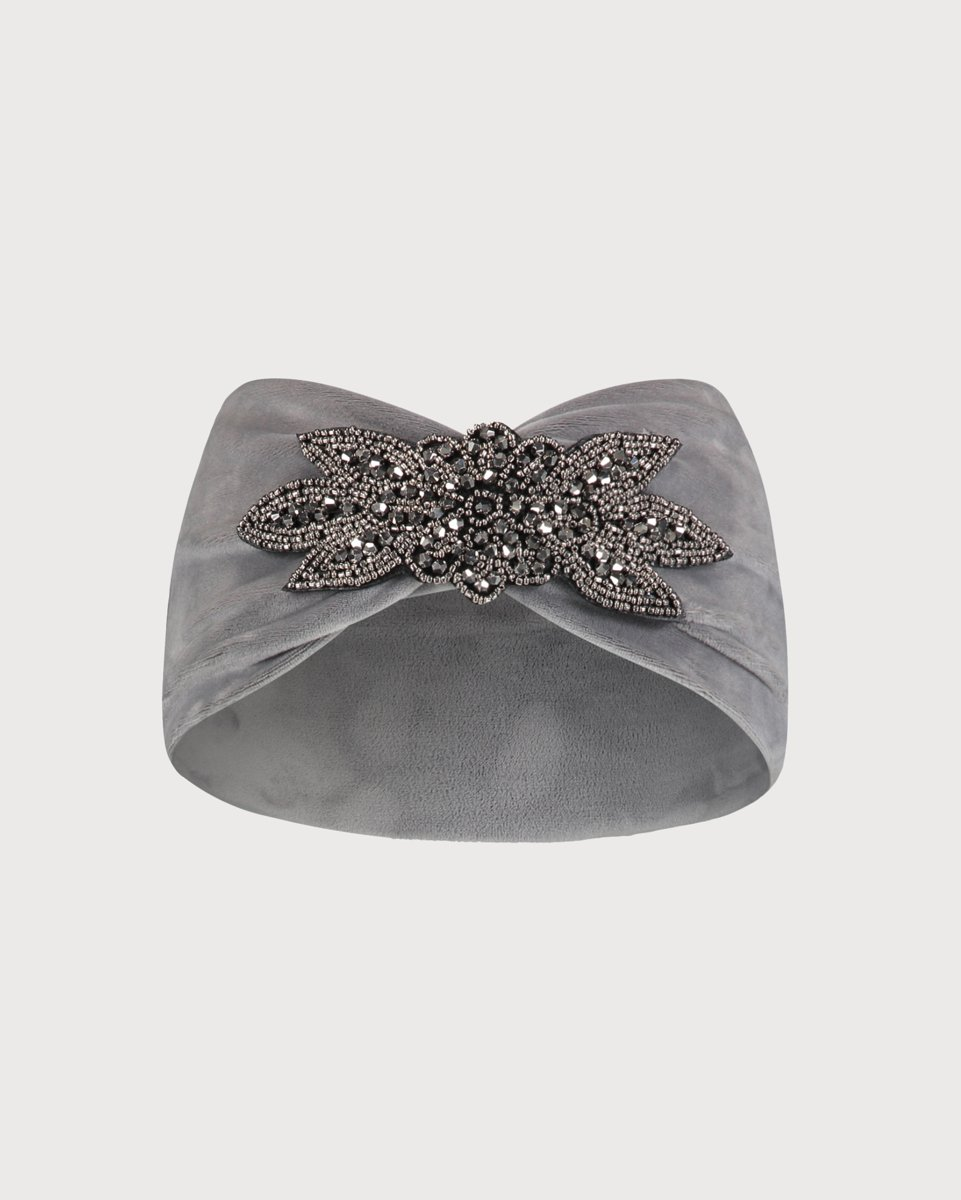 "Picture of Women's Headband ""Lopez"" in Grey"