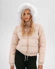 Picture of Women's Bomber Jacket ''Anna'' in Pink