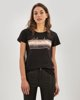 "Picture of Women's Short Sleeve T-Shirt ""Nera"" Black"