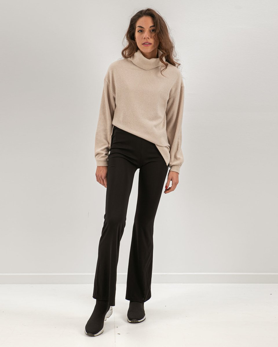 "Picture of Women's Trousers ""Flair"" in Black"