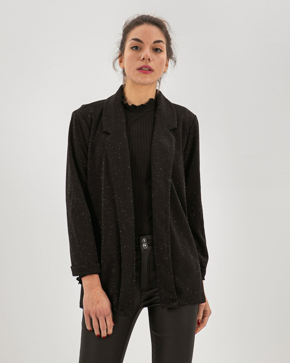 "Picture of Women's Blazer 3/4 ""Mandy"" in Black"