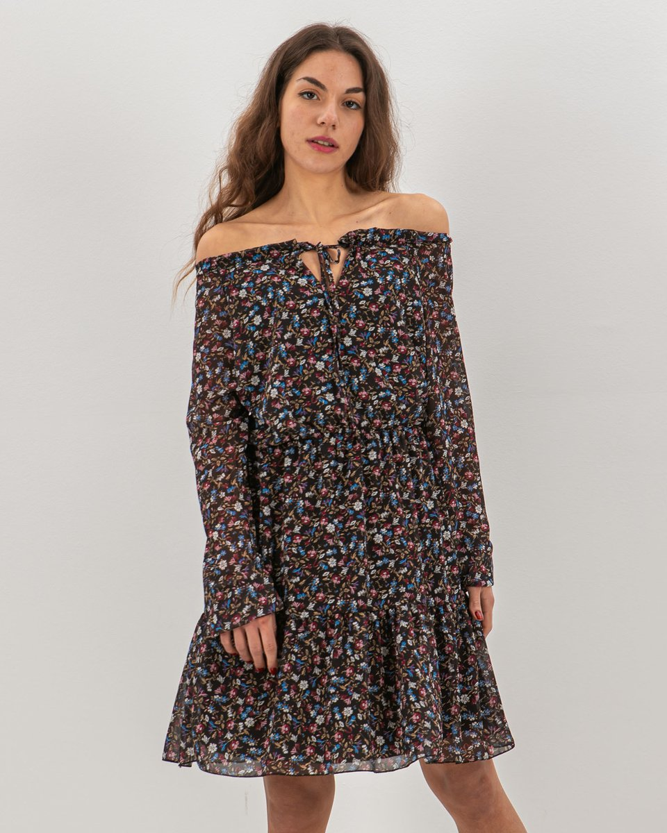 "Picture of Maxi Diverse Dress ""Josie"" in Black"