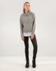 "Picture of Women's Pullover ""Runa"" in Grey Melange"