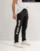 "Picture of Men's Basic Jogging Trousers ""POP-AIR"" in Black"