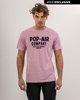 """Picture of Men's T-Shirt """"Handcraft """" in Purple"""