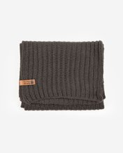 Picture of Men's Basic Knit Scarf Anthra