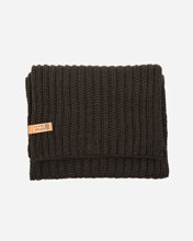Picture of Men's Basic Knit Scarf Black