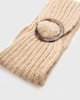 "Picture of Women's Knit Headband ""Elisabeth"" in Beige"