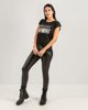"""Picture of Women's T-Shirt """"Amelie"""" in Black"""